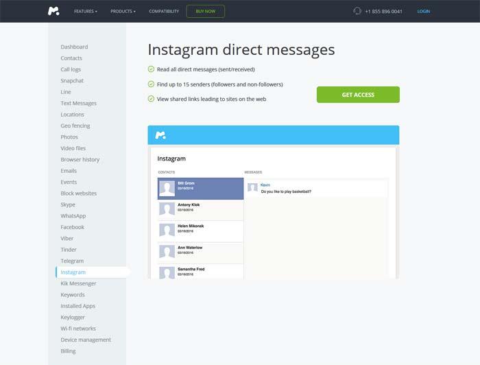 hacking instagram screen