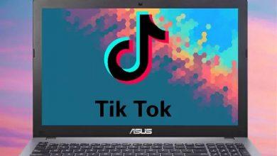 تیک تاک در کامپیوتر
