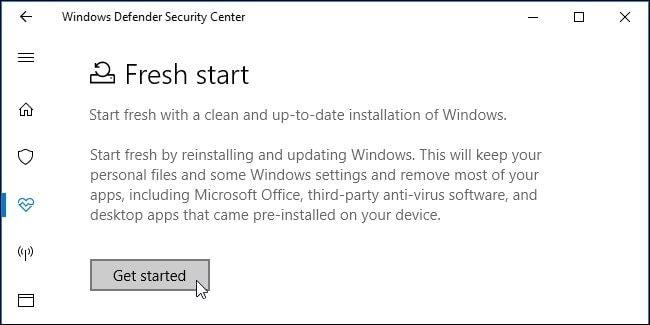 windows-fresh-start