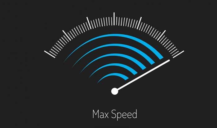 حداکثر سرعت
