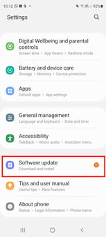 how to get developer options on android enable screenshot 01