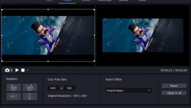 rotate video in joyoshare